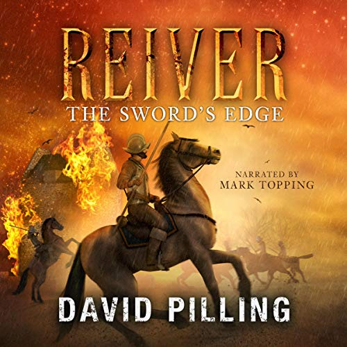 Reiver: The Sword's Edge audiobook cover art