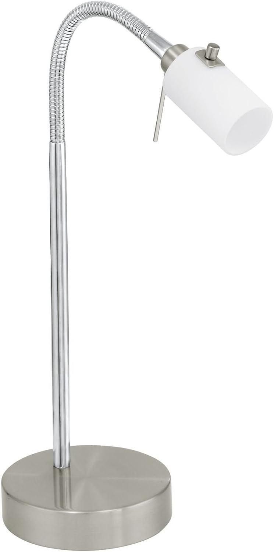 Tischleuchte Wei Zylinder Flexkabel G9 Schalter Dimmer-Kombination Touch-Sensor abgestuft Nachttischleuchte Wandleseleuchte Touchlampe Sensorlampe Schreibtischleuchte Officeleuchte