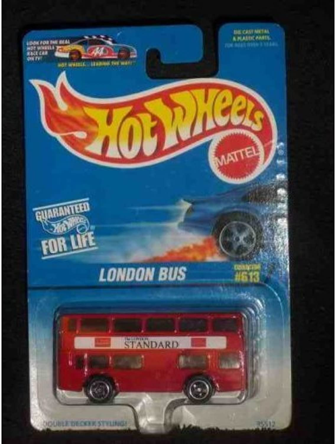 Hot Wheels 1997  613 LONDON BUS