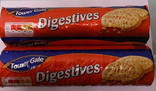 Tower Gate Digestives 2 x 400g