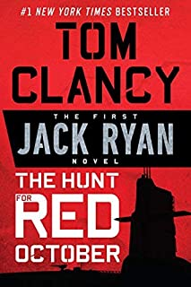 The Hunt for Red October (A Jack Ryan Novel) by Tom Clancy (2010-09-07)