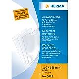 Herma 5022 - Porta badge A6, trasparente