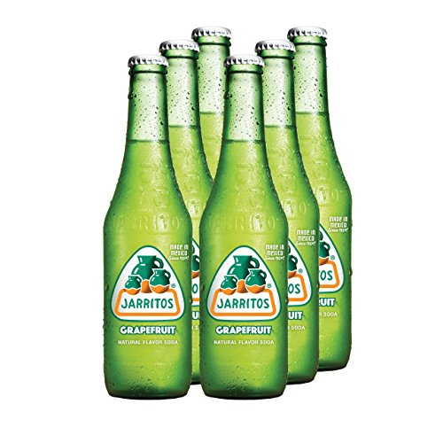 JARRITOS Grapefruit Limonade, 6er Pack, EINWEG (6 x 370 ml)