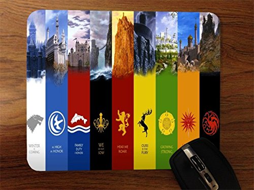 mouse pad harry potter fabricante MWcustoms