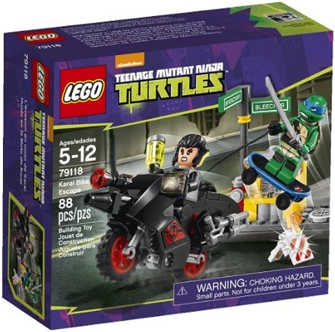 LEGO Ninja Turtles 79118 Karai Bike Escape