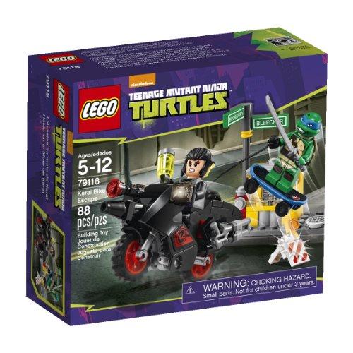 LEGO Ninja Turtles 79118 Karai Bike Escape Building Set
