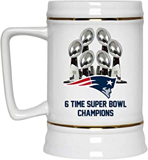 Best patriots beer stein Reviews