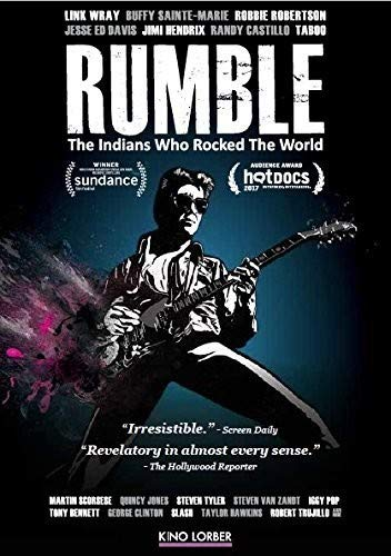 Price comparison product image Rumble: The Indians Who Rocked The World