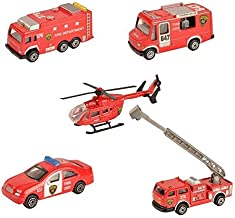 miniature fire engine
