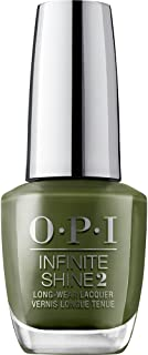 olive green color nails