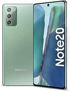 Samsung Galaxy Note20 Dual SIM 256 GB 8GB RAM 4G LTE (UAE Version) - Mystic Green - 1 year local brand warranty