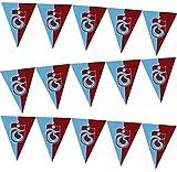 Trabzonspor Party Wimpel Flagge Fahne - Geburtstagsfeier Feier TS 61 Wimpelkette