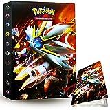 ZoneYan Álbum de Pokemon Album Pokemon, Album de Cartas Pokemon , Album de Cartas Coleccionables, Carpeta Cartas Pokemon, Album Pokemon Cartas , 30 Páginas, hasta 240 Tarjetas (Solgaleo)