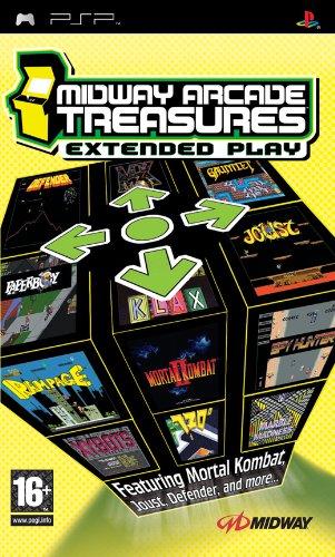 Midway arcade treasures E. Pla