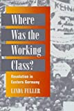 Where Was the Working Class?: REVOLUTION IN EASTERN GERMANY