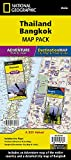 Thailand, Bangkok [Map Pack Bundle] (National Geographic Adventure Map)