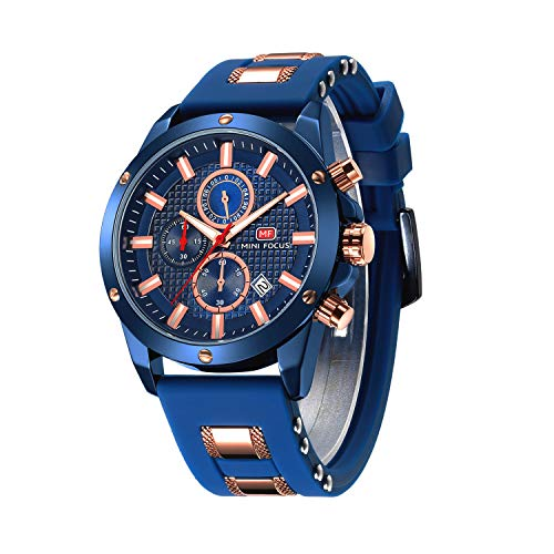 Top 10 mini focus watches for men black for 2020