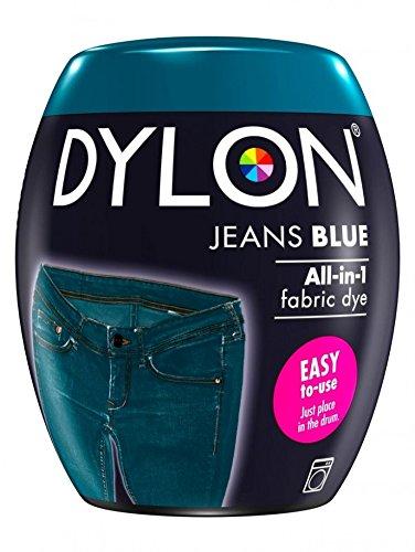 Dylon Machine Fabric Dye Pod Jeans Blue