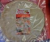 10 base de pizza hecha a mano