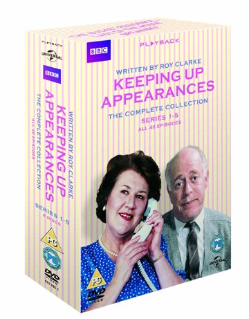 Keeping Up Appearances (Complete Collection - Series 1-5) - 8-DVD Box Set ( ) [ UK Import ]