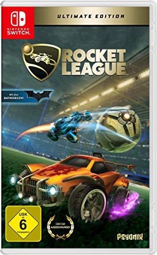 Rocket League: Ultimate Edition - Nintendo Switch [Importación alemana]