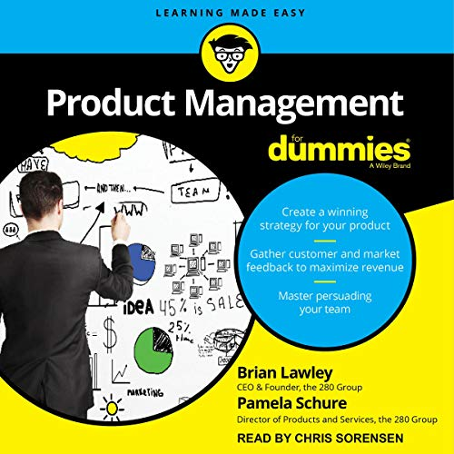 Product Management for Dummies cover art