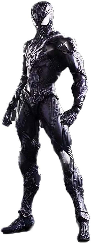 solo cómpralo GXHLLYZY Marvel Avengers 3 3 3  negro Spider Man Juguetes , PVC Spider Man Acción Figura - 10 Pulgadas Altura 26,5 Cm (Las Articulaciones Pueden EEstrella Activas)  últimos estilos