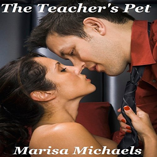The Teacher's Pet audiobook cover art