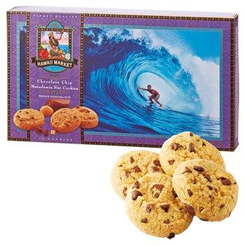 ハワイお土産 ハワイノースショア マカデミアナッツ チョコチップクッキー