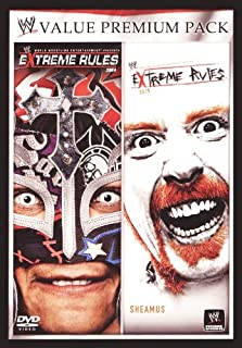 WWE Extreme Rules 2009 & 2010 (WWE Value Premium Pack)
