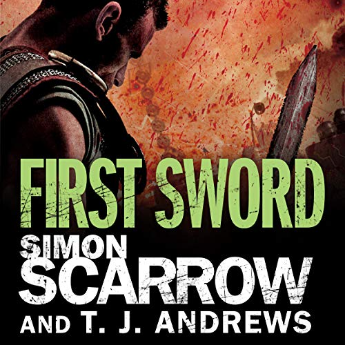 Arena: First Sword audiobook cover art