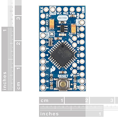 『Arduino Pro Mini 328 3.3V 8MHz』の1枚目の画像