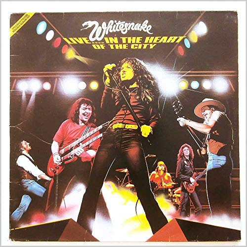Whitesnake - Live... In The Heart Of The City - [2LP]