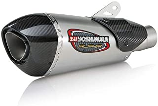 EPA Noise Compliant Yoshimura TRC Carbon Fiber Slip-On Exhaust for 2006-2011 Yamaha YZF-R6V Yamaha YZF-R6 2006-2010