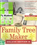 Family Tree Maker: Deluxe Edition III