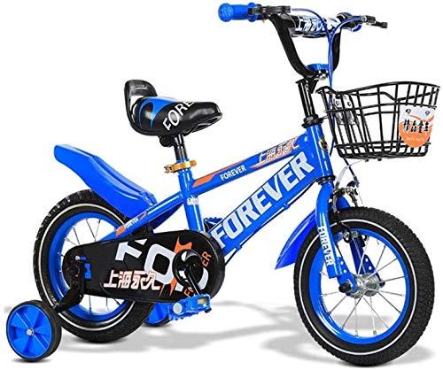 Bicicletas para niños, bicicletas deportivas para niños Ciclismo al aire libre 2-11 Años Bicicletas para niños Bicicletas para niños y niñas Bicicletas de altura ajustable Coches deportivos Cómica Col
