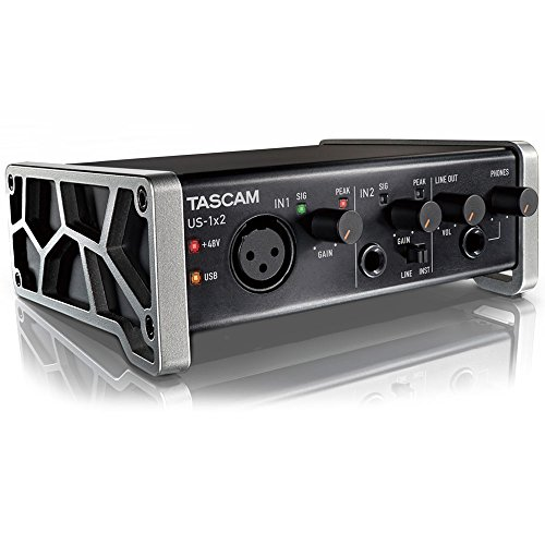 Tascam US-1x2 Test