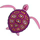 Goliath 32842 Robo-Turtle | Wasserschildkröte | Gigantischer Wasserspaß auch in der Badewanne | Lebensechte Bewegungen auf dem Land und im Wasser | pink