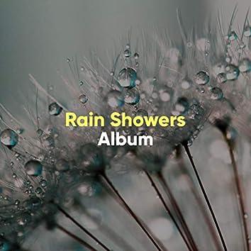 """ Background Rain Showers & Thunder Album """