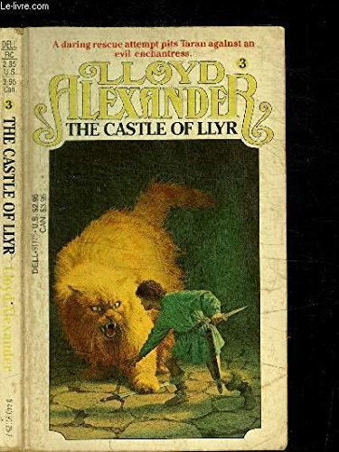 Price comparison product image THE PRYDAIN CHRONICLES: Book (1) One: The Book of the Three; Book (2) Two: The Black Cauldron; Book (3) Three: The Castle of Llyr; Book (4) Four: Taran Wanderer; Book (5) Five: The High King