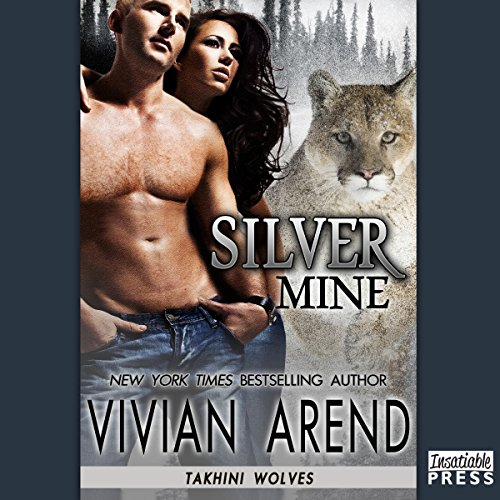 Silver Mine audiobook cover art
