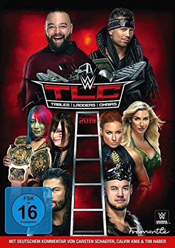 WWE - TLC 2019 - Tables/Ladders/Chairs 2019 [2 DVDs]
