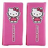 Hello Kitty KIT1039 Mini Almohadilla, 2 Unidades