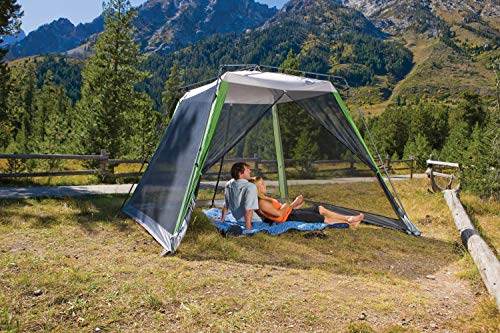 51g4wvlX1SL - Coleman Screened Canopy Tent | 15 x 13 Screened Sun Shelter with Instant Setup