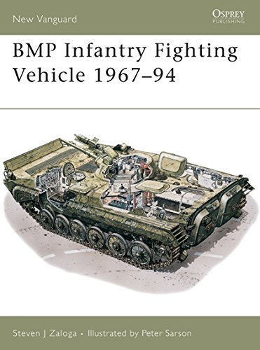 BMP Infantry Fighting Vehicle 1967-94 (New Vanguard, Band 12)