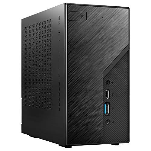 ASRock DeskMini X300 Barebone, schwarz, ohne Betriebssystem