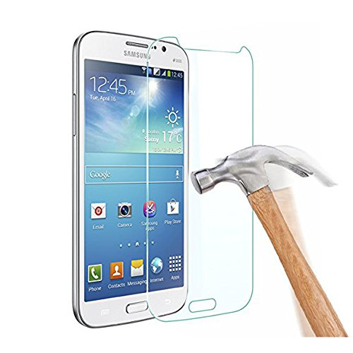 YOUZZON Protector De Pantalla Templado De Cristal 0.3mm Para Samsung Galaxy S5 i9600