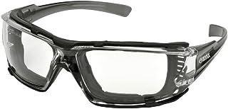 Elvex®G16Cセイフティーメガネクリア フレーム内側フレームクッション付 耐衝撃 強化レンズ使用 バイク 自転車