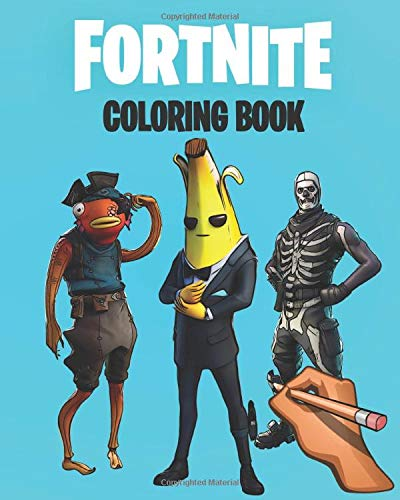Fortnite Coloring Book Fortnite Coloring Book 100 Coloring Pages For Kids And Adults Including Chapter 1 2 Skins Buy Online In Aruba At Aruba Desertcart Com Productid 204906524