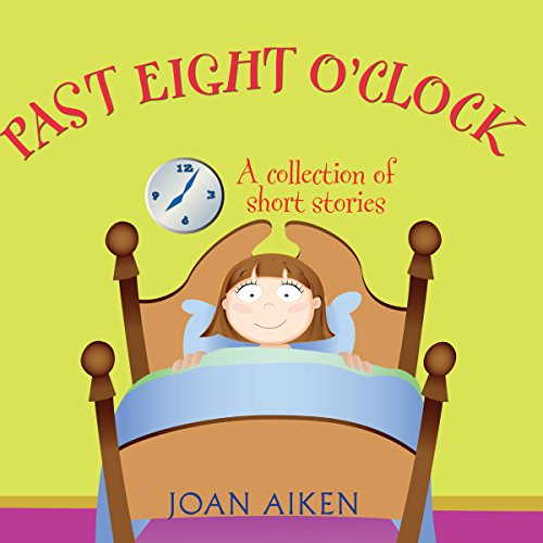 Past Eight O'Clock audiobook cover art